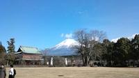 新年は、富士山とおせち