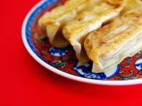 中華料理店(餃子焼き機)