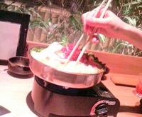 博多もつ鍋kuroki(クロキ、くろき)で再会(^^ ゞ