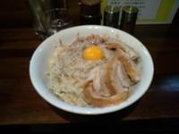二郎インスパイア系「麺処マゼル」を食す!