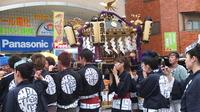 花小金井駅北口にて「花小金井夏祭り」が開催されました!