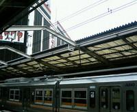 やっぱり謎、井の頭線吉祥寺駅