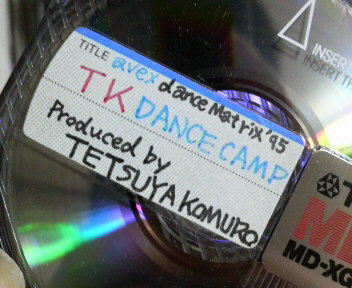 あがるわ〜! TK DANCE CAMP
