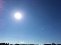 続く冬晴れ 2017/01/26 22:56:00