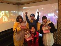 W120 2018『カラオケ館 八王子店』はちおうじハッピーホワイトデー 2018/03/07 18:00:00