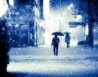 多摩地域は積雪何センチ?恒例の八王子TV中継来るかも少し注目 2016/11/23 17:56:37