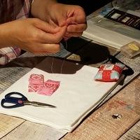 3月22日(木)は浅草橋「友安製作所カフェ」でminamiwaキルトカフェ開催!