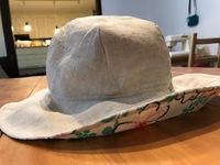 6月15日(木)はminamiwaミシンカフェスピンオフ企画「初夏の帽子ワークショップ」開催@吉祥寺ボビナージュ