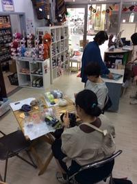12月25日(月)は、カンダ手芸×クロバー「ニットワールド」開催~第4週はメビウス編み~