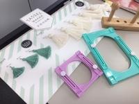 2月9日(木)と3月9日(木)はヴォーグ学園東京校でクロバー商品ワークショップ開催