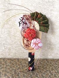 11月15日(水)は「第一回 和パフェプロジェクト」~羽子板のお正月飾りを作りましょう~を開催します。