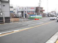 拝島駅前商店街の工事状況(H29/2/6~H29/2/8)