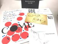 明日は春のメガネの展示会! 2018/04/11 09:52:32