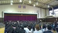 明星学園ご入学おめでとうございます
