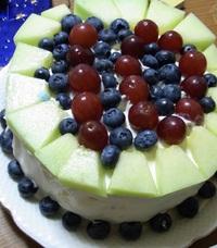 ナンバリングケーキ