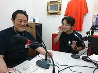 NGワード連発の八王子FM「嬉しいなったら嬉しいな〜」は本日20時30分より! 2018/07/10 18:04:00