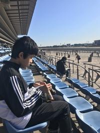 新春1発目の東京競馬場 ドマーニのミートソース 2018/01/06 11:32:46