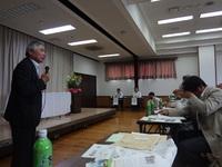 総会は盛会・・・NPO田んぼ岩渕氏講演会は中止