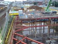 5年前の東村山駅の写真