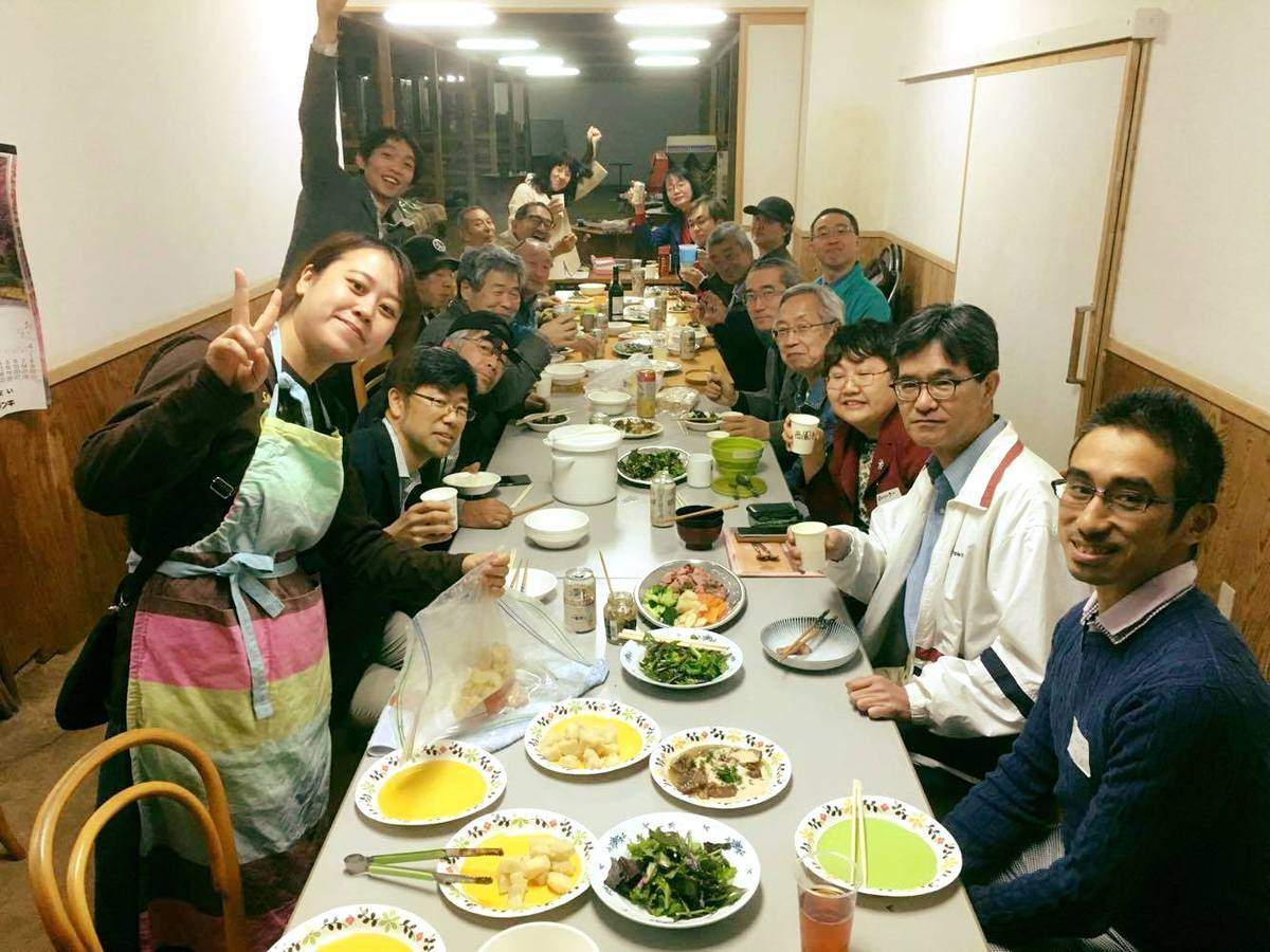 多摩地区の自然エネルギーに取り組む人たち