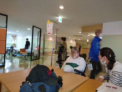 リハリビ病院で妻の介護認定調査