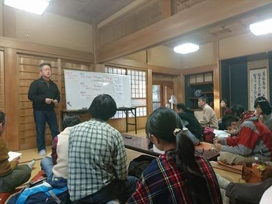 川嶋直さんと言う公益財団法人日本環境教育フォーラム理事長さん