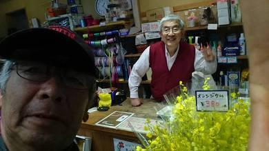 阿部さん、今年1年間ありがとうございました。