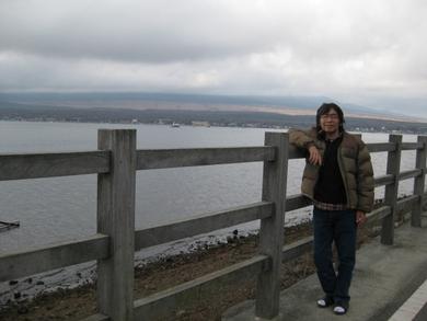 山中湖のペンション伯