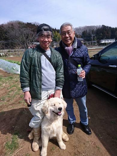 高雄市の名誉市民の元八王子市長黒須さん