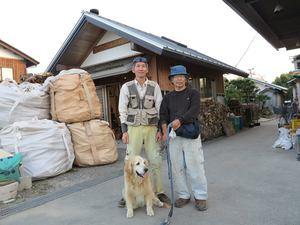 滋賀県守谷市で農家の方が 福祉作業所を立ち上げた方に会ってきました。