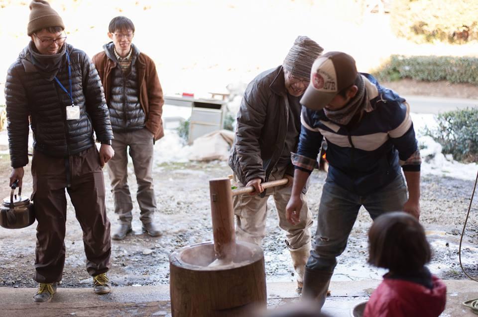 ユギムラ牧場でユギムラ祭り