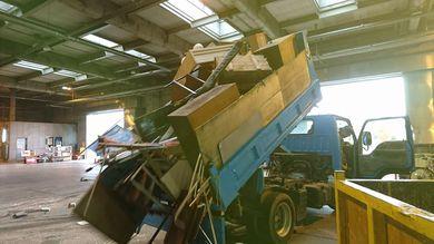 多摩ニュータウン環境組合の清掃工場