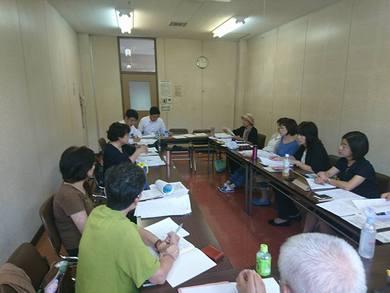 八王子市内の福祉作業所7法人の集まり