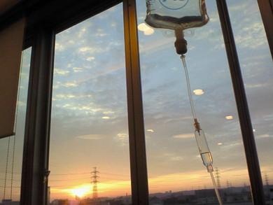 東海大学八王子病院7階デイルーム