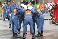 第20回消防団ポンプ操法大会