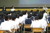「いのちの教室」講演会