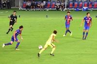 ルヴァン杯プレーオフ第2戦 FC東京vs.広島