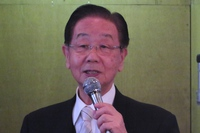 調布市長野県人会 新年会