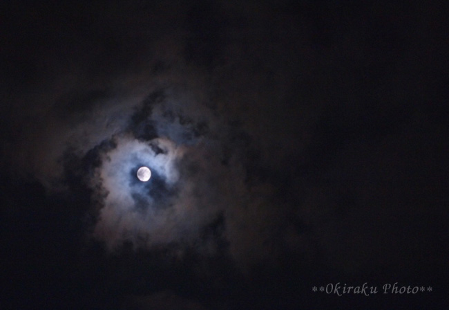 9月の満月