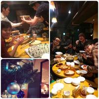 12/24(土) 明日12/25(日)はpapaBeat大忘年会だよ☆ 2016/12/24 11:16:30