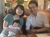 2017年6月25日(日) 赤ちゃんは可愛い~ヾ(≧∇≦)ゞ