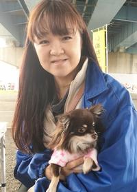 保護犬ボランティアさんが、家庭訪問に来てくれることになりました。
