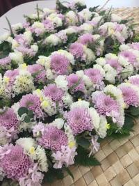 春色の生花でレイメイキングのレッスン