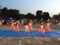 多摩川小学校   夏祭り〜〜