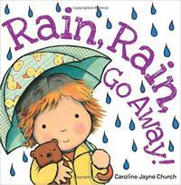 雨、雨、バイバーイ!