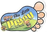The Little Piggy 子豚ちゃんこちょこちょ