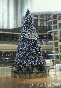 クリスマスツリーです【Xmas20】羽田空港にて♪(その2)