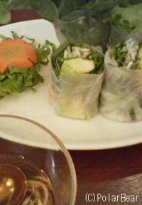 池袋の【ベトナム料理】ロータスパレスさんで(^~^*