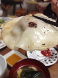 UFO餃子!?