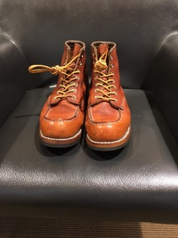 RED WING オールソール